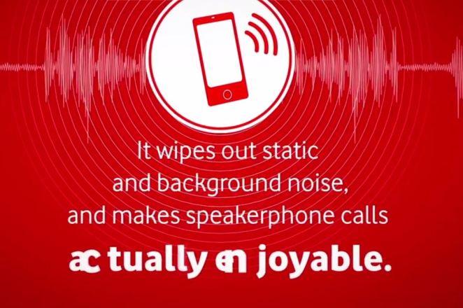 Vodafone HD Voice