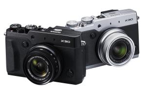 Fujifilm X30_Color_Variation